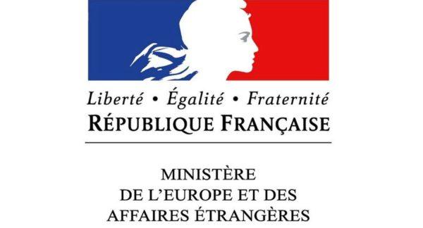 Le ministère de l'Europe et des affaires étrangères