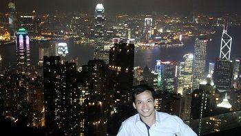 Marc Guyon : entre UFE et Kung Fu à Hong Kong