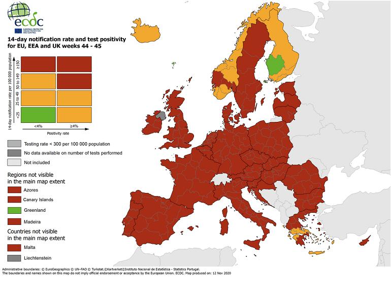 [#COVID-19 MAJ 11 novembre ] Quelles obligations pour rentrer en France ?